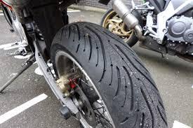 1) Best Global Street Tires-Michelin Pilot Road 4